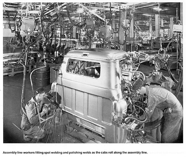 1955-59 Truck Assembly Lines