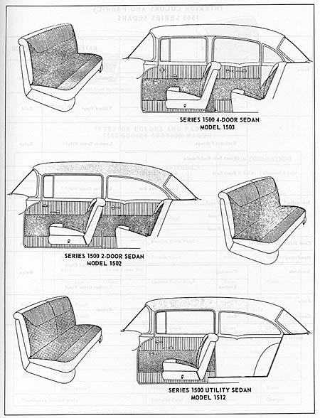 1956 interior